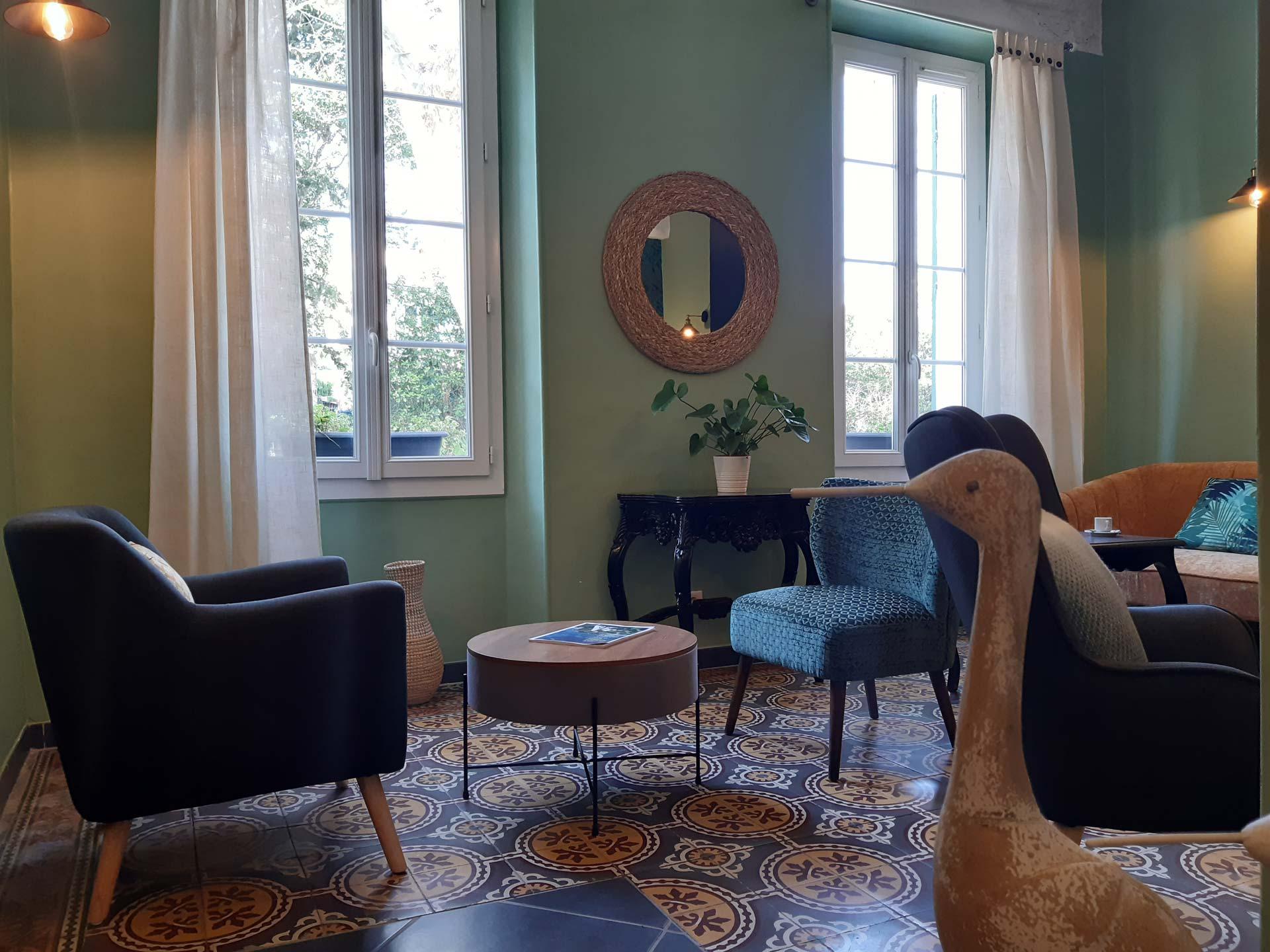 Salon Hotel Notre Dame
